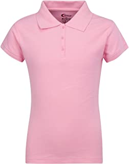 Short Sleeves Junior Polo Shirts – ScotchGuard Treated, Stain Resistant