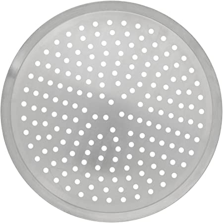 """PAN PIZZA PERF ALUM 16"""", EA, 12-0535 AMERICAN METALCRAFT,INC PIZZA SUPPLIES"""