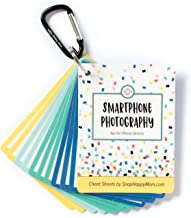 Smartphone Photography Cheat Sheets for iPhone - Pocket-Sized Reference Cards by Snap Happy Mom | Functions, Modes & Settings - Universal Tips for Better Photos