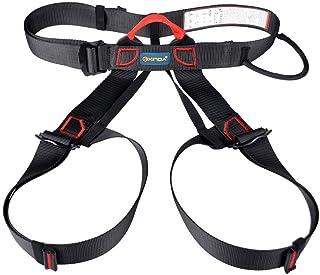 HPDOE Arnes Escalada, Kit de protección contra caídas del cinturón de Seguridad para montañismo, demolición, Rescate con Fuego, Trabajos aéreos, Cuesta Abajo,BLCE-01