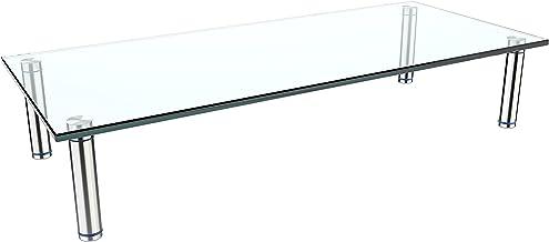 RICOO Soporte de Base para TV y Monitor FS7828-C Mueble Mesa