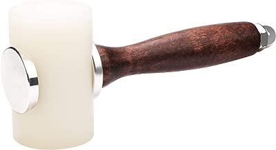 Mazzuolo in un unico pezzo gedrechselt Faggio Bianco 70/mm