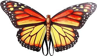 BMBN Vlindervleugel, vlindervleugelkostuum, Halloween, aankleden, vlindervleugelrekwisieten, buikdans-vleugel voor volwass...