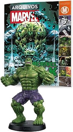 Hulk (Verde)  - Coleção Marvel Fact Files