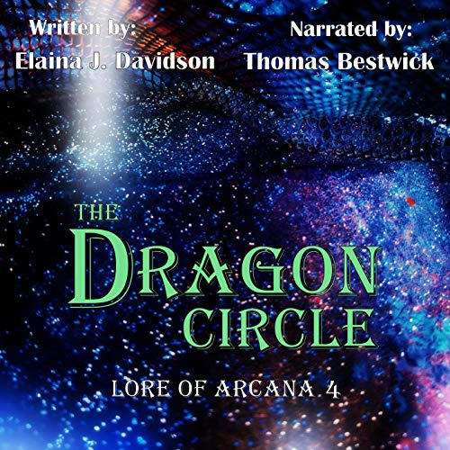 The Dragon Circle cover art