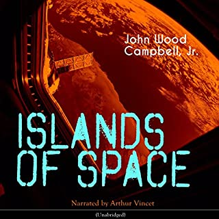 Islands of Space cover art