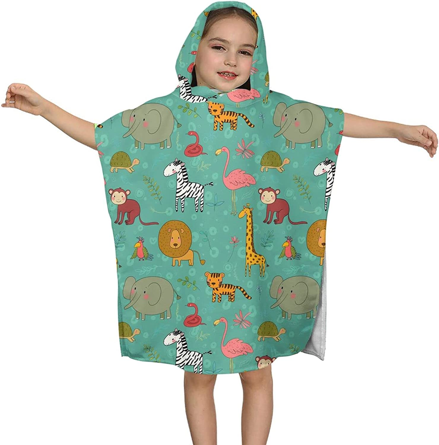 Hooded Bath Towel Africa Discount is also underway Animals Soft Bea Kids Sale special price Wrap