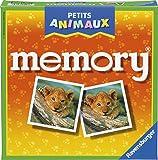 Ravensburger- Grand memory- Petits animaux- Jeu Educatif- A partir de 4 ans- 21295