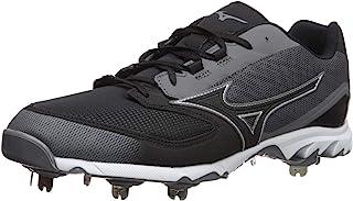 Mizuno 9-Spike Dominant 2 Low Mens Metal Baseball Cleat mens Baseball Shoe