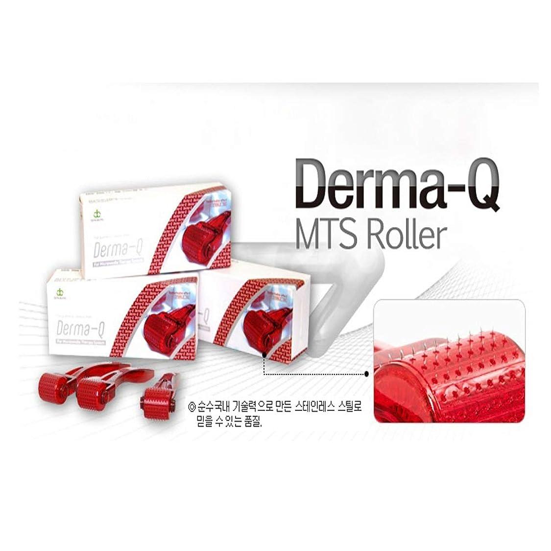 調和のとれた重要な水差しDong Bang MTS Derma 美肌 ミニ針 治療スキンケアツール - 0.25mm*0.3mm/0.5mm/1.0mm/1.5mm/2.0mm ローラー美顔器 (0.25*0.5mm)