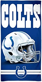 WinCraft NFL Indianapolis Colts Beach Towel 150x75cm