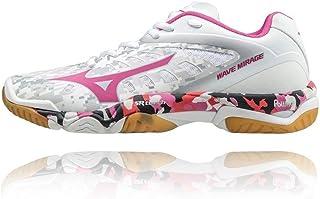 SS15 Mizuno Wave Steam 3 Indoor Womens Chaussure Sport en Salle