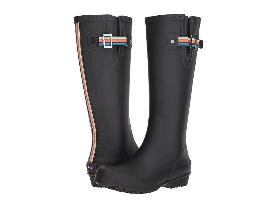 Paul Smith Idella Rain Boot (Black) Women