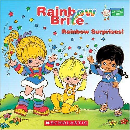 Rainbow Surprises! Book for Kids