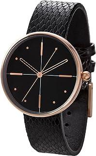 AÃRK Collectieve Dome Horloge | Rose