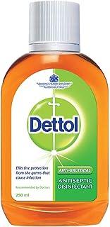 Dettol Antiseptic Disinfectant Liquid - 250 ml