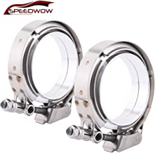 1.75 inch exhaust band clamp