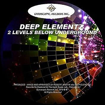 2 Levels Below Underground