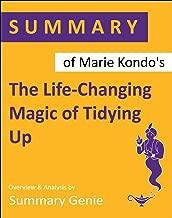 marie kondo book summary
