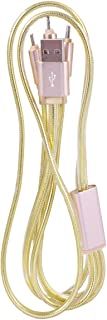 Hoco UPL12 Charge and Data Cable for Mobile Phones - Gold