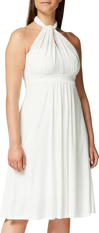 TRUTH & FABLE Women's Bridesmaid Multiway Midi Dress