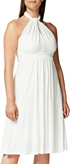 TRUTH & FABLE Amazon-Marke: TRUTH & Fable Damen Hochzeitskleid Multiway Midi
