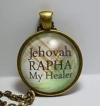 jehovah rapha my healer