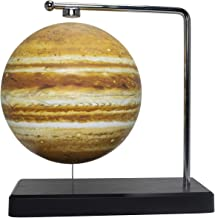 ScienceGeek Floating Globe Moon Jupiter Geography Science Toys Desktop Decoration (Jupiter)