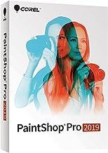 Corel Paintshop Pro 2019 - Photo Editing and Graphic Design Suite [PC Disc]