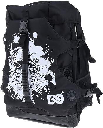 Waist Belt Pouch Adjustable Shoulder Strap for Men Women Outdoor Skating Equipment Bags CUTICATE Skates Bag Roller Skate Storage Carrier