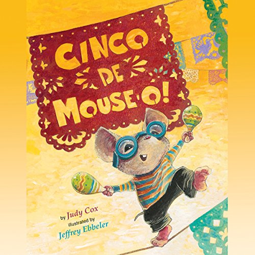 Cinco de Mouse-O! audiobook cover art
