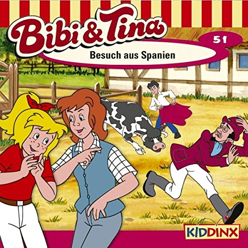 Besuch aus Spanien audiobook cover art