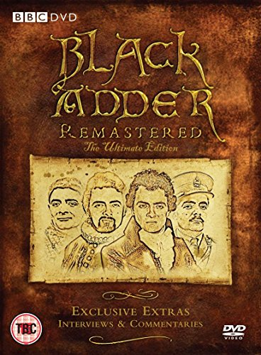 Blackadder: Re-mastered - The Ultimate Edition Box Set Reino