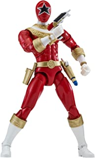 """Power Ranger 6.5"""" Legacy Action Figure, Zeo Red"""