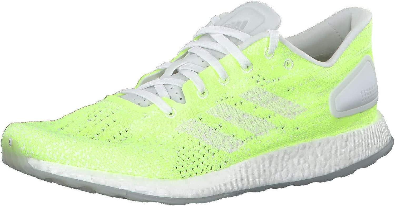 Adidas Herren Pureboost DPR Ltd Laufschuhe, Weiß FTWR FTWR Weiß Hi Res Gelb, 44 2 3 EU  Online zum besten Preis