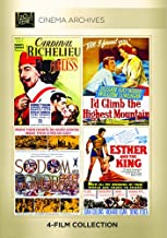 Cardinal Richelieu; I'd Climb The Highest Mountain; Sodom And Gomorrah; Esther And The King