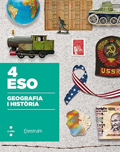 Geografia i història. 4 ESO. Construïm