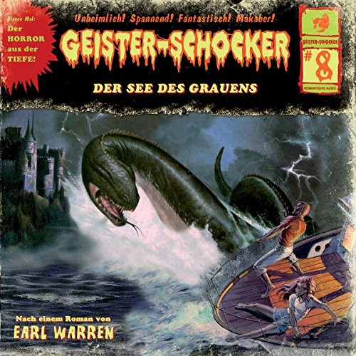Der See des Grauens audiobook cover art