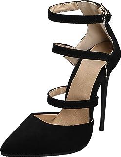 Amazon.it: con 34 Scarpe col tacco Scarpe da donna