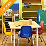 Kids' Table Assembly