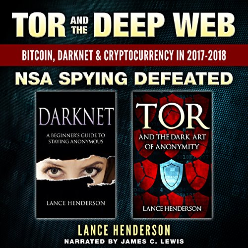 Tor and the Deep Web audiobook cover art