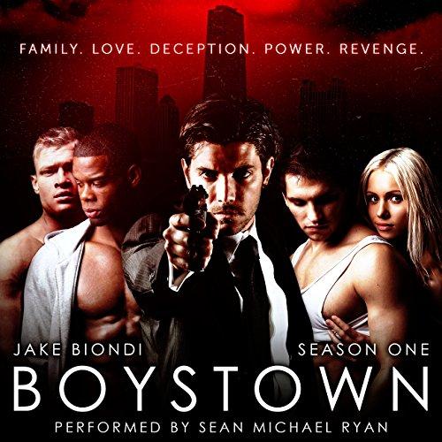 Boystown, Season One cover art