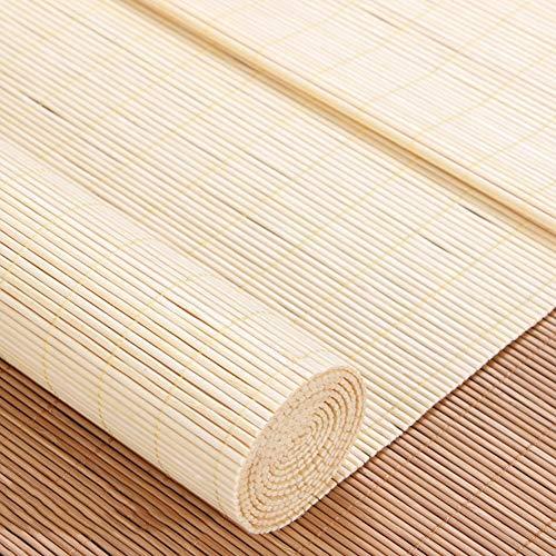 Bamboe rolgordijn Thuis Balkon Scherm Partitie Gordijn, Roll-Type, Brede * Lang