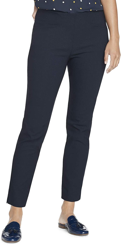Van Heusen Women's Super Stretch Slim Fit Ankle Length Pull-on Pant