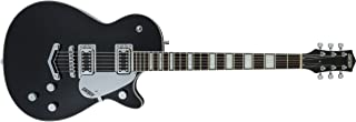 GRETSCH エレキギター G5220 Electromatic® Jet™ BT Single-Cut with V-Stoptail, Black Walnut Fingerboard, Black