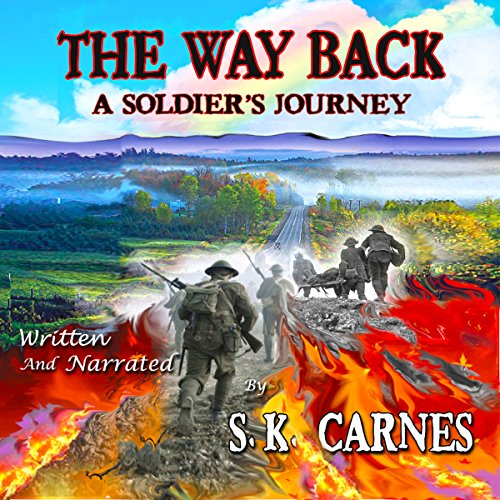 The Way Back audiobook cover art