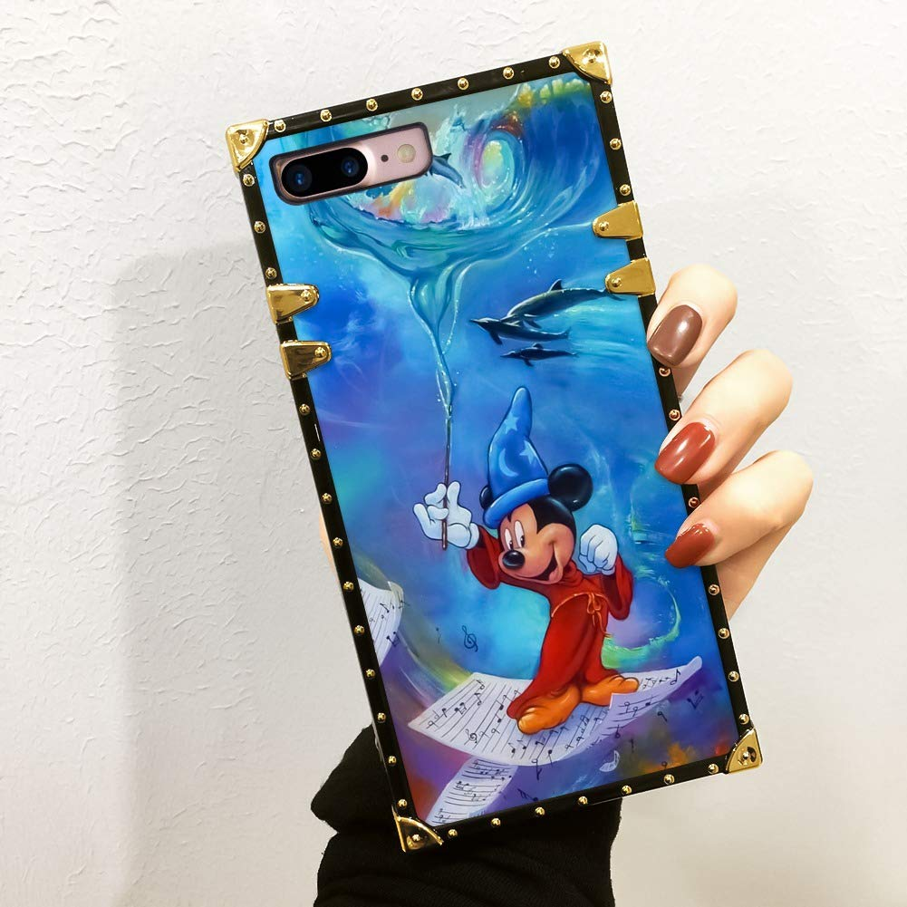 DISNEY COLLECTION Phone Case Compatible with iPhone 7 Plus, iPhone ...