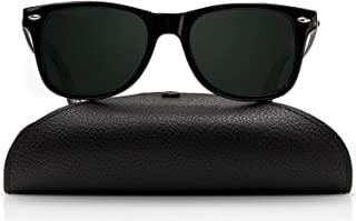 Wayfarer Polarized Sunglasses for Men and Women | UV400...