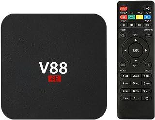 Smart TV Box Android 10.1 4K H.265 Youtube 2.4GWifi Media Player Set Top Box 2GB RAM + 16GB ROM