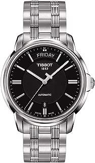 Tissot Automatics III Black Dial Mens Watch T065.930.11.051.00
